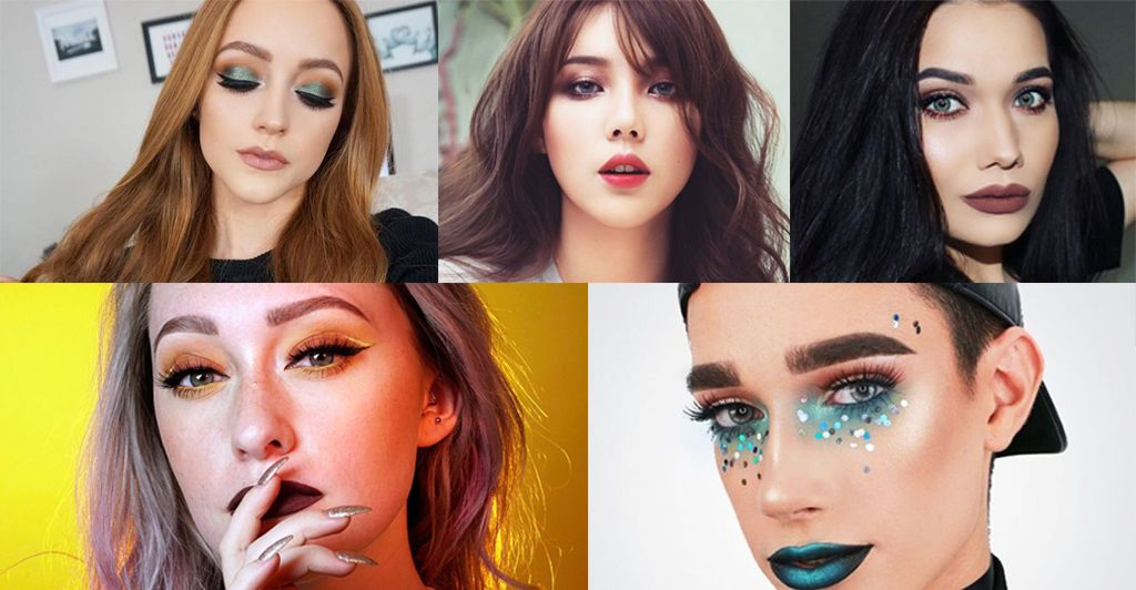 5 Youtube Beauty Gurus You Should Be Watching | megsmesh