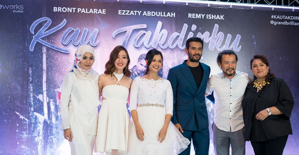 Debut Film, Kau Takdirku Hits Cinemas Today!